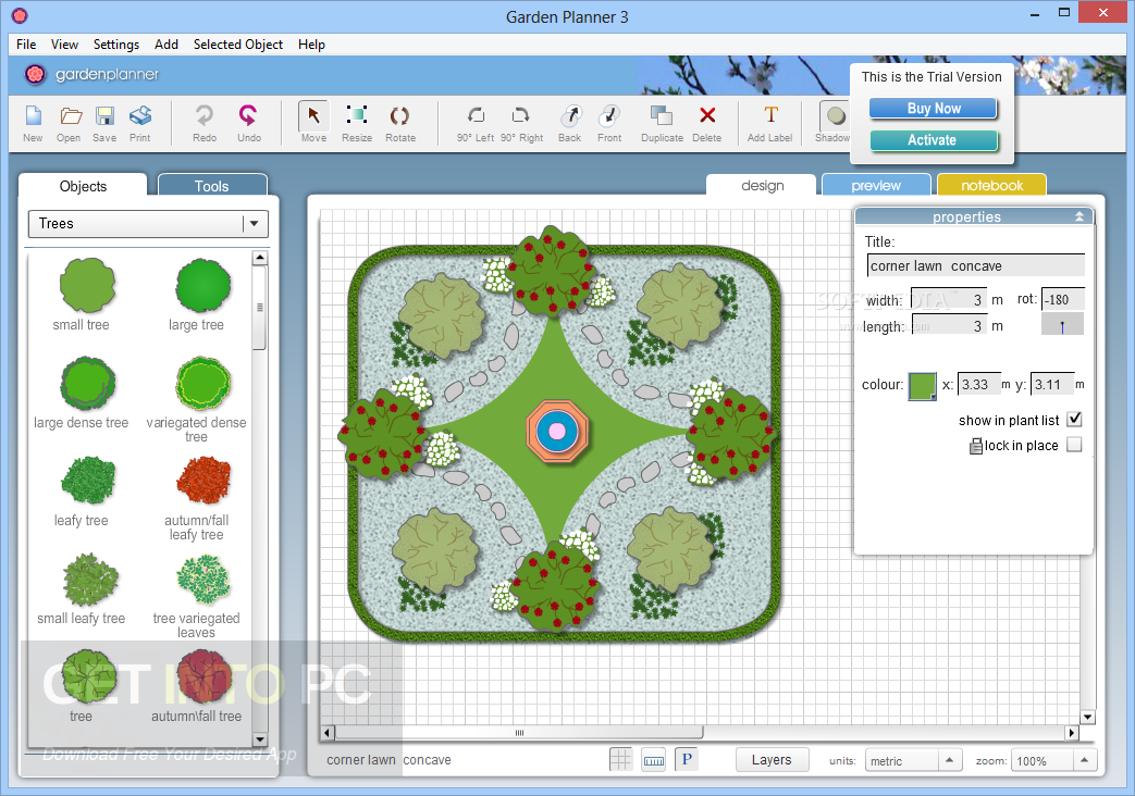 Garden Planner Offline Installer Download