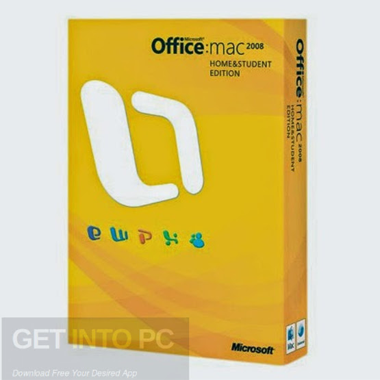 Download Microsoft Office 2008 DMG for Mac OS