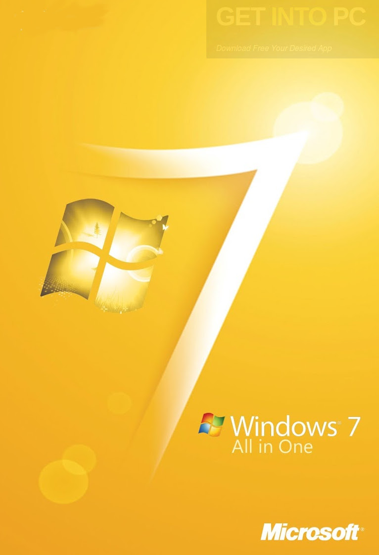 ​Windows 7 64-Bit All in One ISO Aug 2017 Download