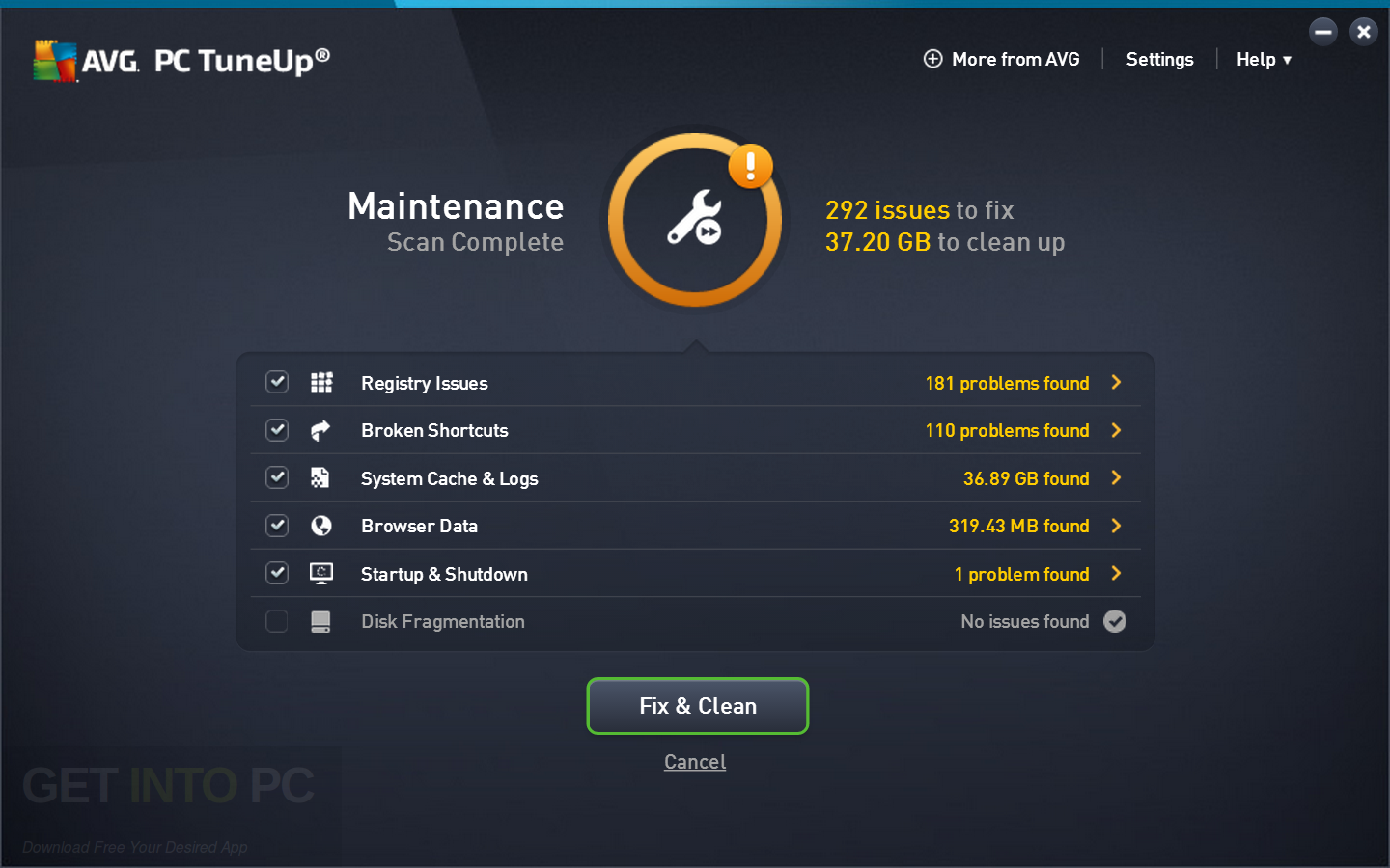 AVG Free Download - November - Forums