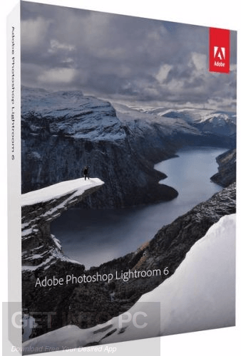 Adobe Photoshop Lightroom CC 6.12 Free Download