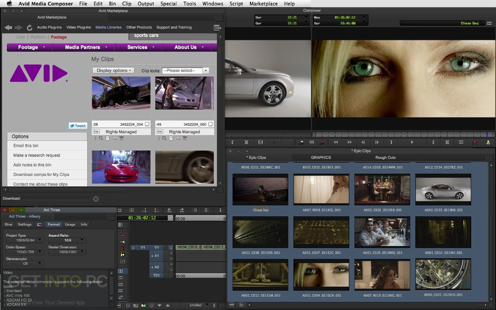 Avid Media Composer 8.4.4 Latest Version Download