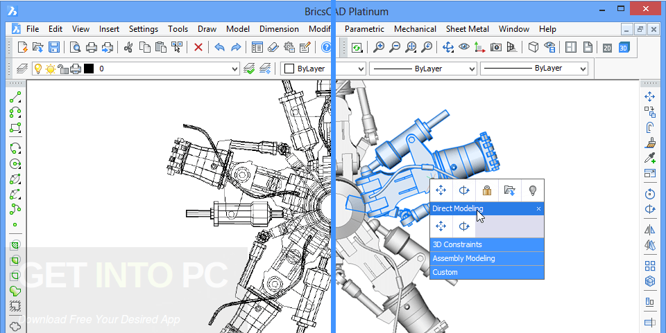 Bricsys BricsCAD Platinum Direct Link Download