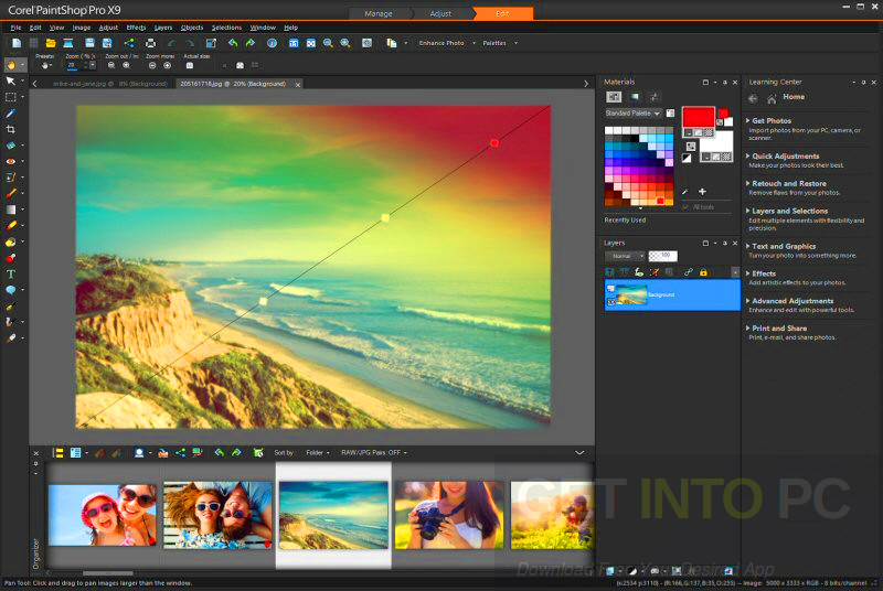 Corel Paintshop Pro 2018 Ultimate Offline Installer Download