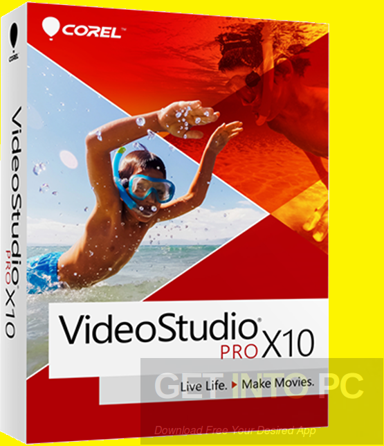Corel VideoStudio Ultimate X10 Free Download
