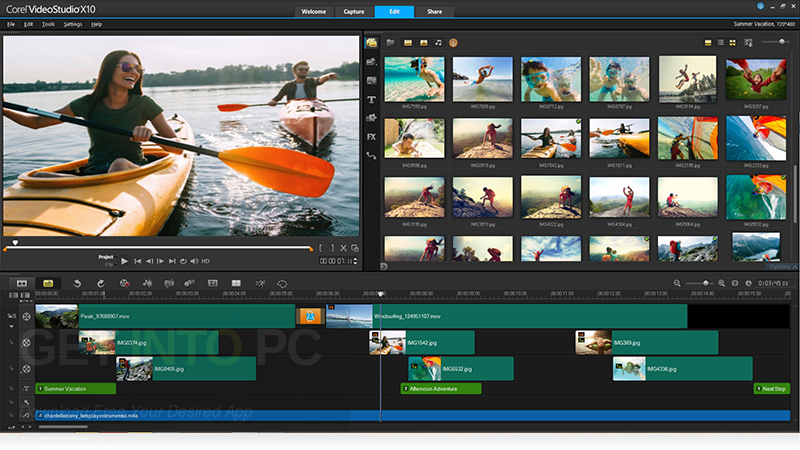 Corel VideoStudio Ultimate X10 Latest Version Download