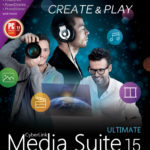 CyberLink Media Suite 15 Ultimate Free Download