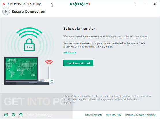 Kaspersky Anti-Virus 2018 Direct Link Download
