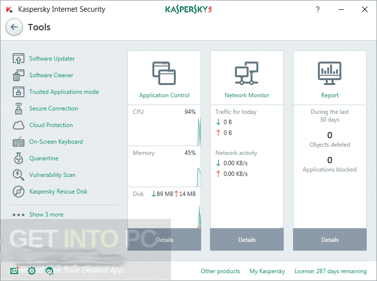 Kaspersky Internet Security 2018 Direct Link Download