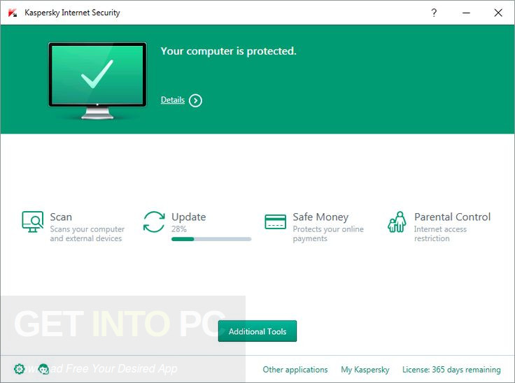 Kaspersky Internet Security 2018 Offline Installer Download