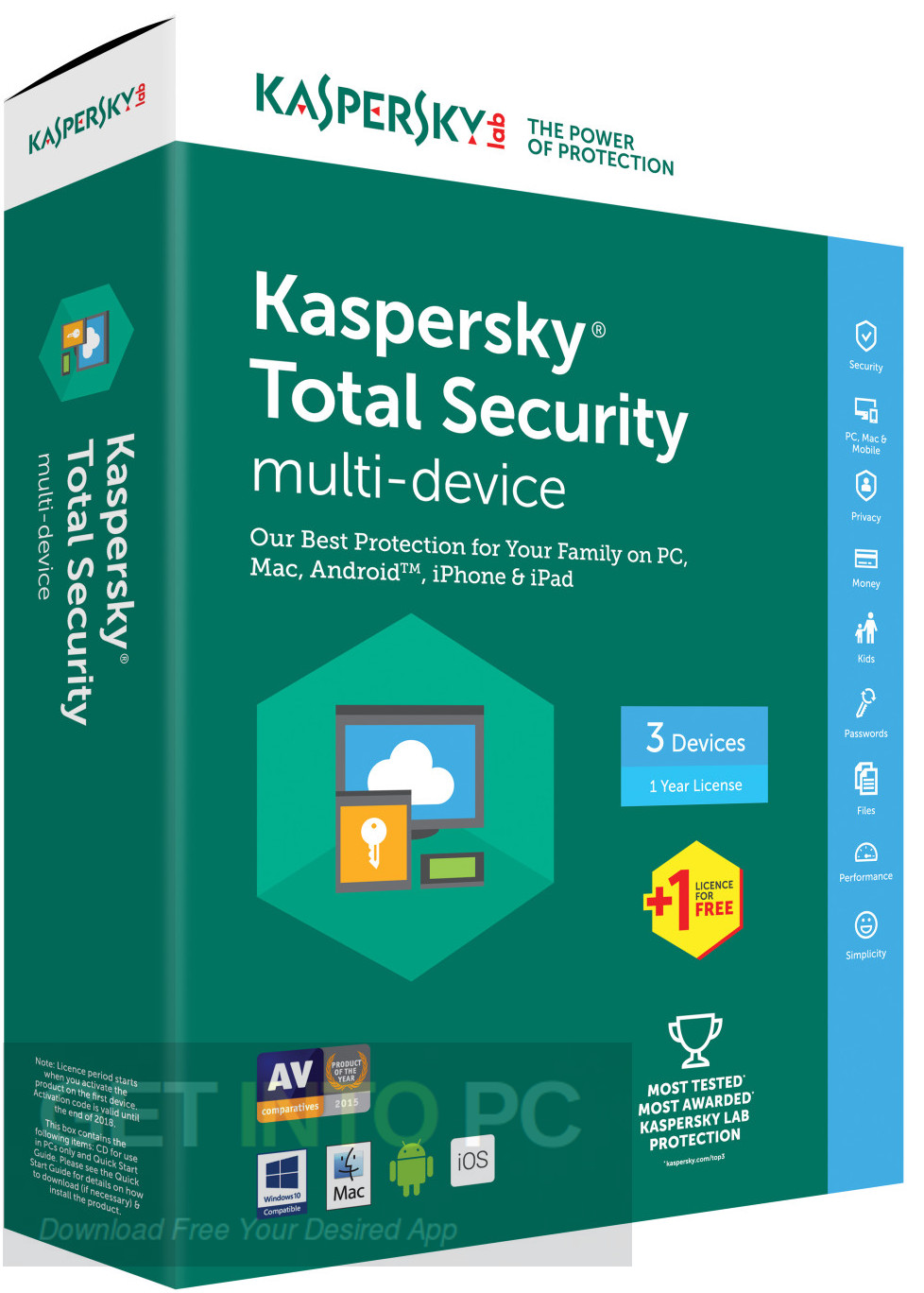 kaspersky total security 2017 free download full version with key