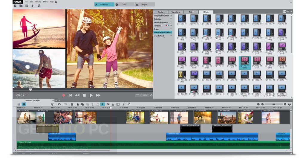 MAGIX Photostory 2017 Deluxe Direct Link Download