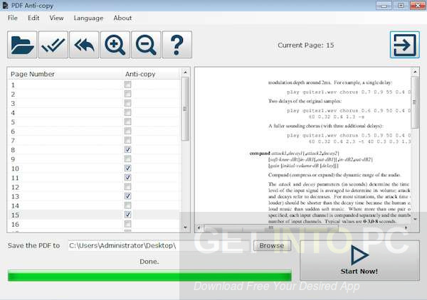 PDF Anti-Copy Latest Version Download