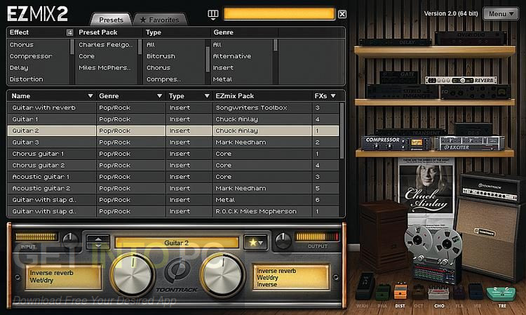 Toontrack EZMix 2 Latest Version Download
