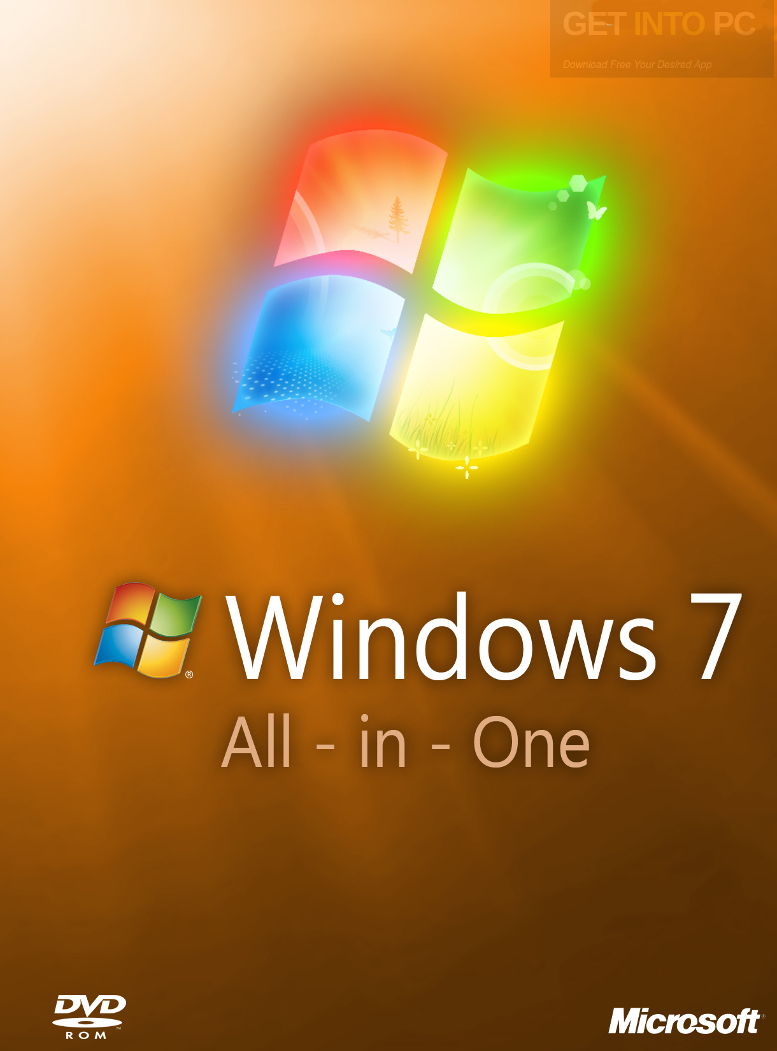 Windows 7 32-Bit AIl in One ISO Aug 2017 Download