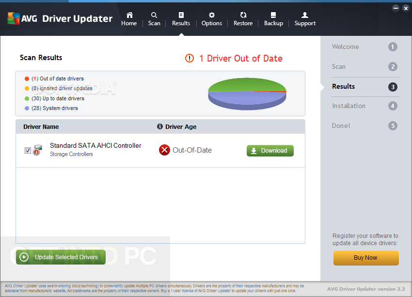 AVG Driver Updater Direct Link Download