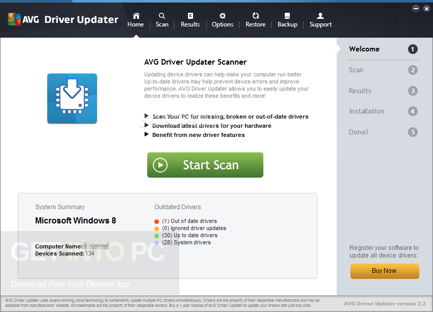 avast driver updater key free