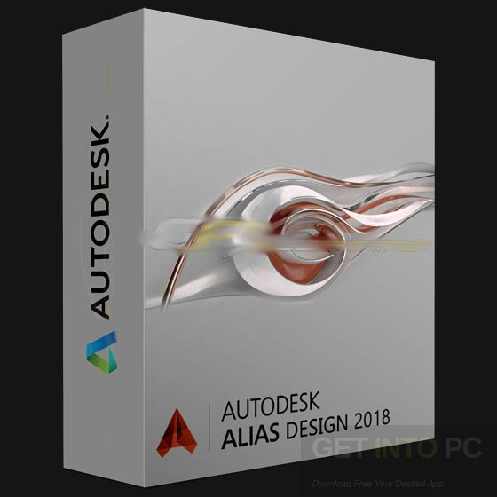 Autodesk Alias Design 2018 Free Download