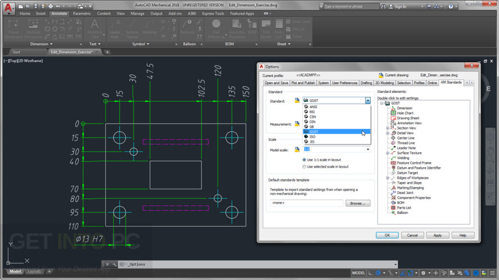 How much is AutoCAD Mechanical 2018 for software?