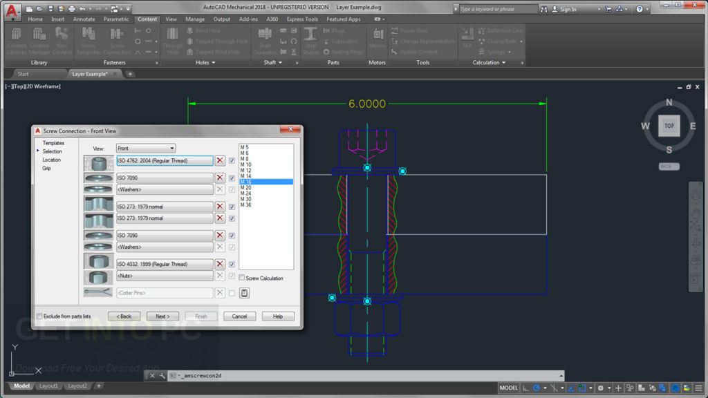 Autodesk AutoCAD Mechanical 2018 Offline Installer Download