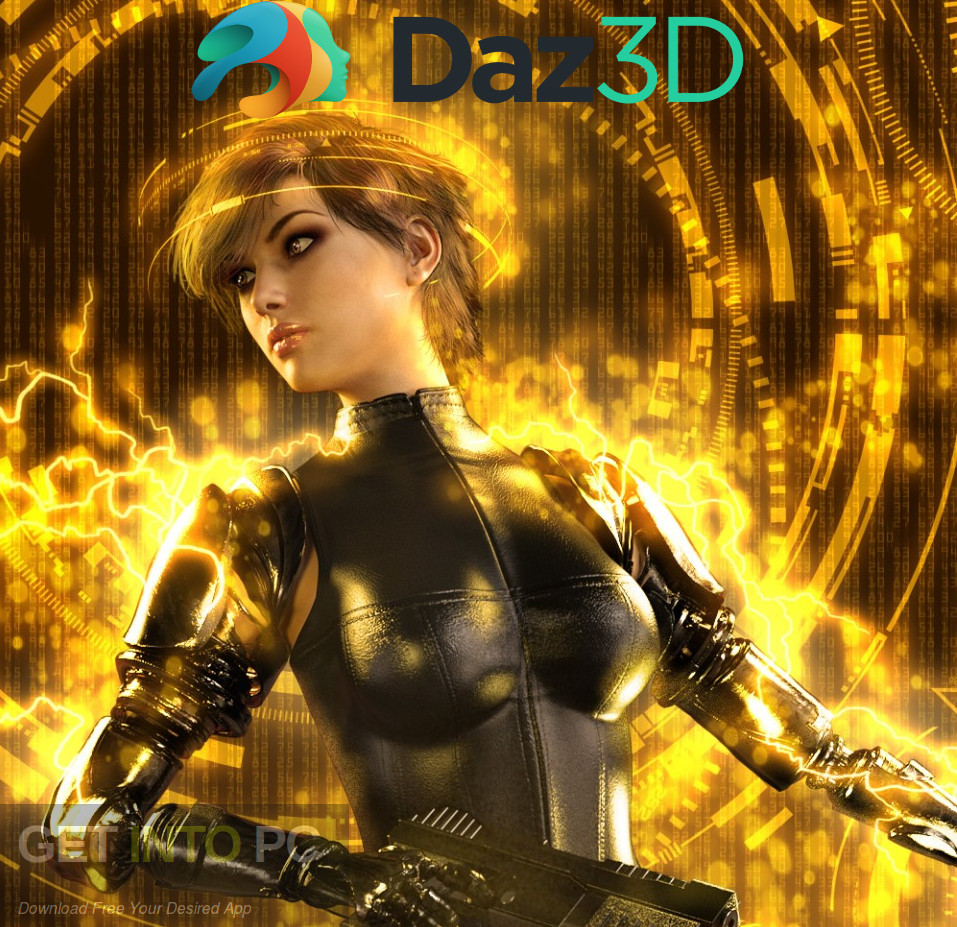DAZ Studio Pro Free Download