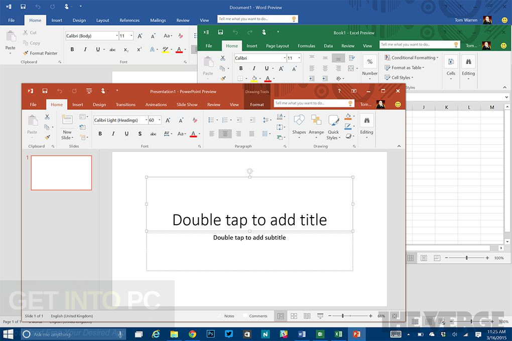 Microsoft Office Professional Plus 2016 64 Bit Sep 2017 Direct Link Download