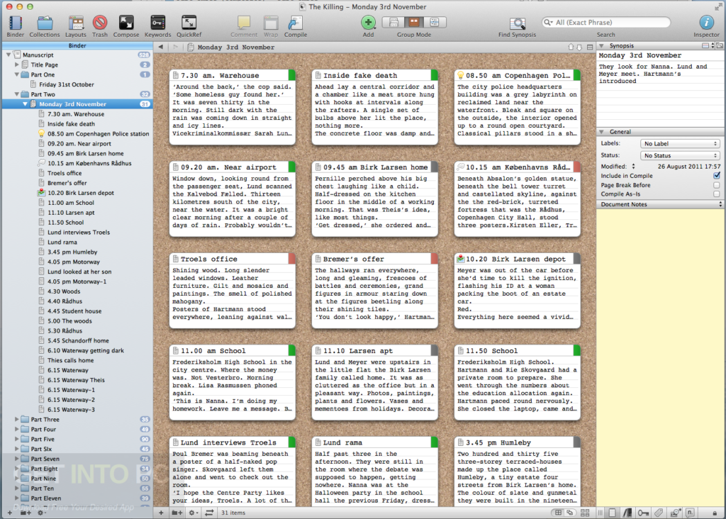 Scrivener Latest Version Download