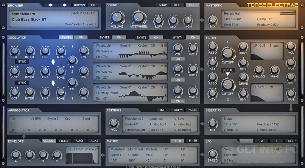 Download Tone2 Electra2 Dmg For Mac Os X Get Into Pc