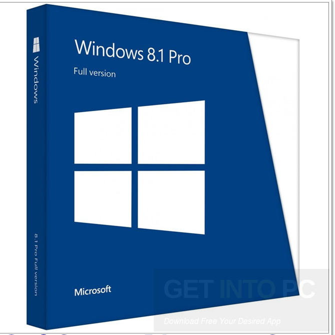 Download Windows 8.1 Pro x64 ISO With Aug 2017 Updates