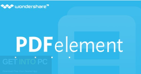 Wondershare PDF Element 5.5.1 Free Download