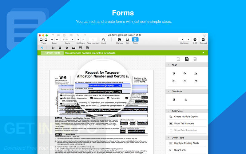 Wondershare PDF Element 5.5.1 Latest Version Download