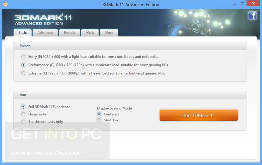 3DMark Professional Edition 2.4.3802 Offline Installer Download
