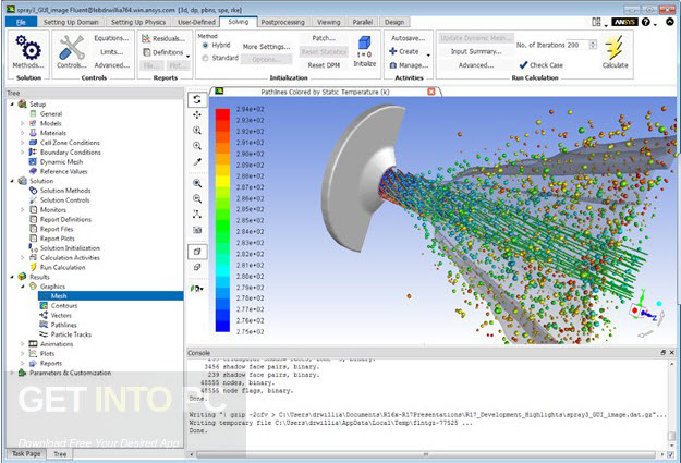 ANSYS Products 17 Offline Installer Download