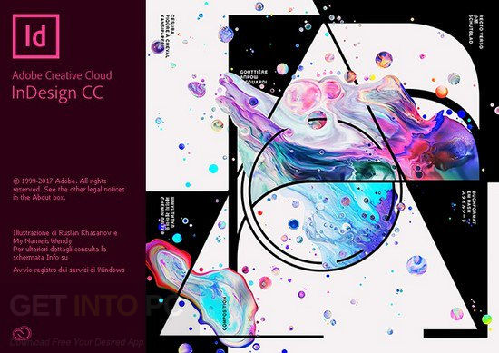 Adobe InDesign CC 2018 13.0.1.207