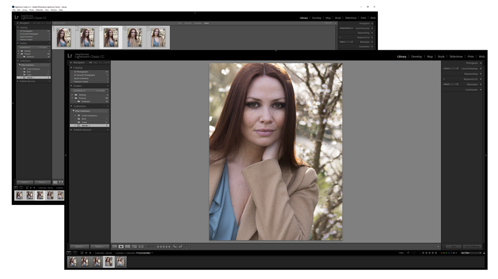 Adobe Photoshop Lightroom Classic CC 2018 Direct Link Download