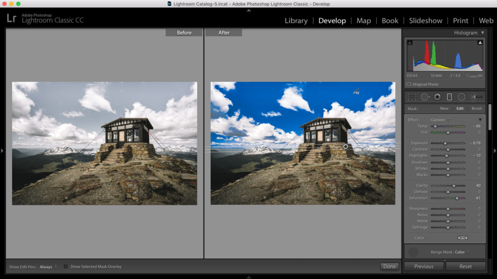lightroom cc latest version