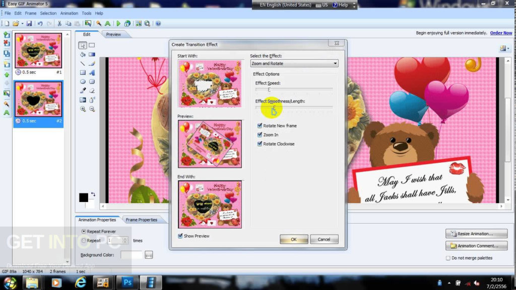 Easy GIF Animator Pro Offline Installer Download