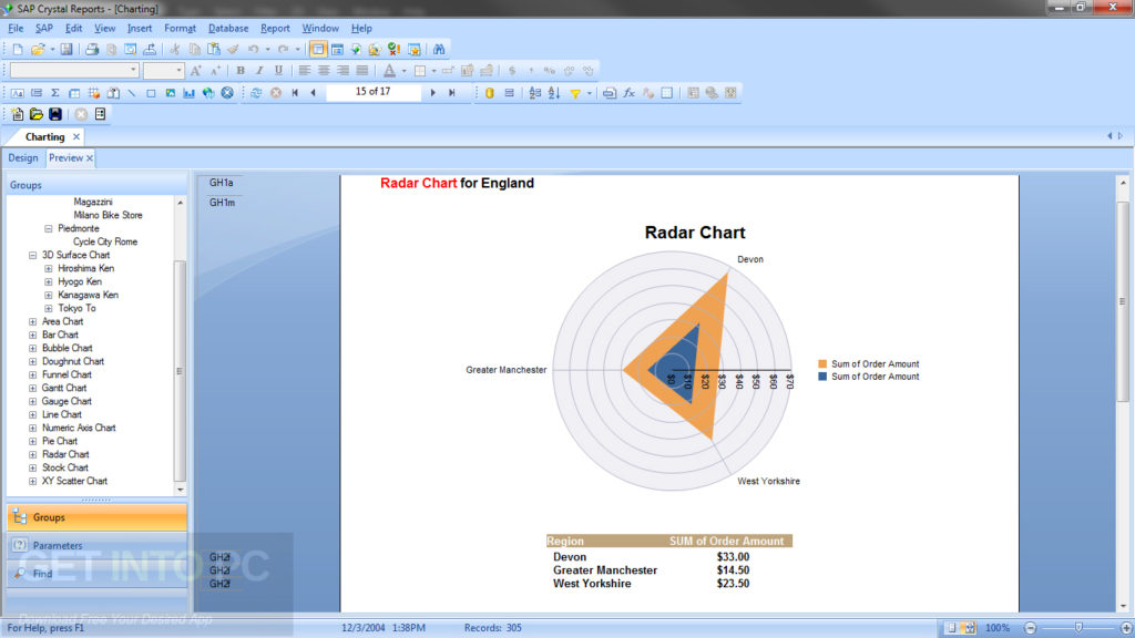 SAP Crystal Reports 2013 Latest Version Download