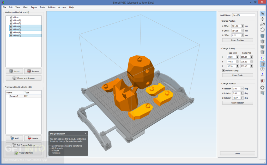Simplify3D Latest Version Download