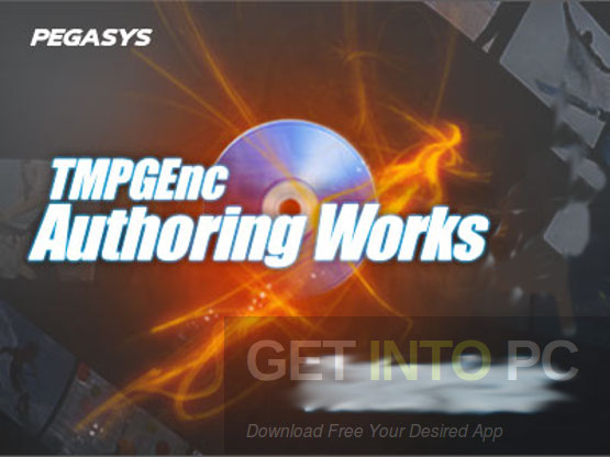 TMPGEnc Authoring Works Free Download​