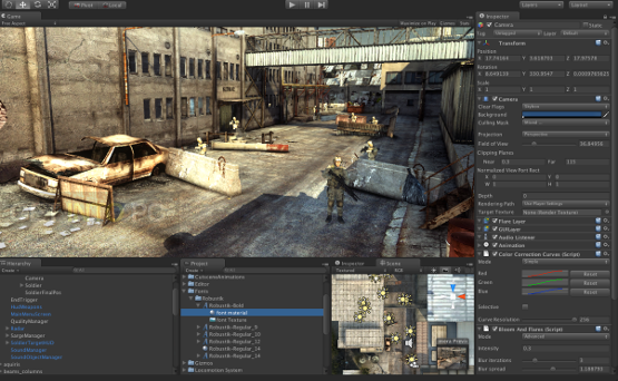 Unity Pro 2017 Latest Version Download
