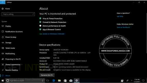 Windows 10 Pro RS3 v1709 Direct Link Download
