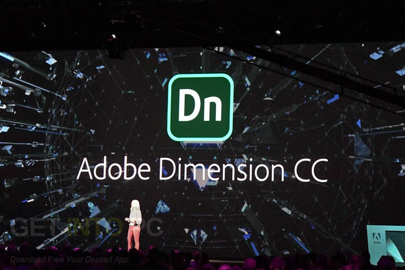 Download Adobe Dimension CC 2018 for Mac OS