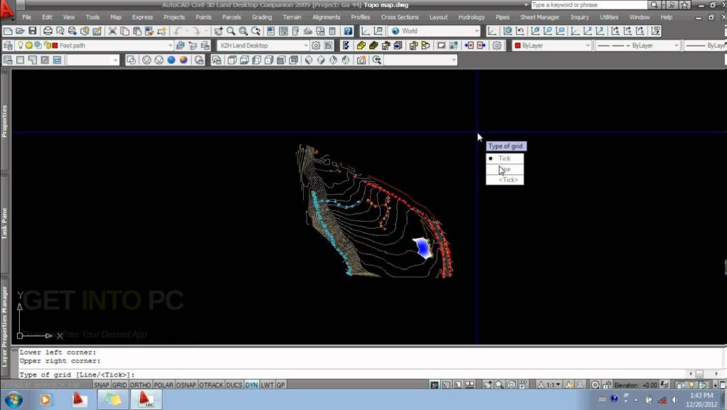 AutoCAD Land Desktop 2009 Direct Link Download