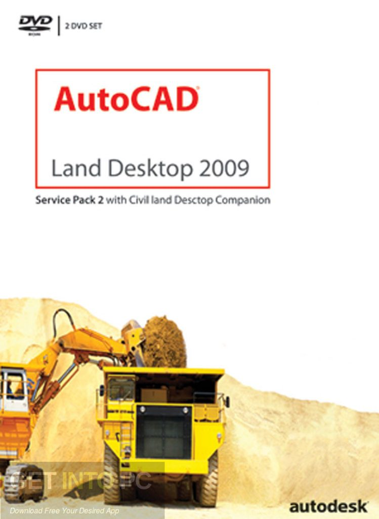 Autocad Civil 3d Land Desktop Companion 2009 For Sale
