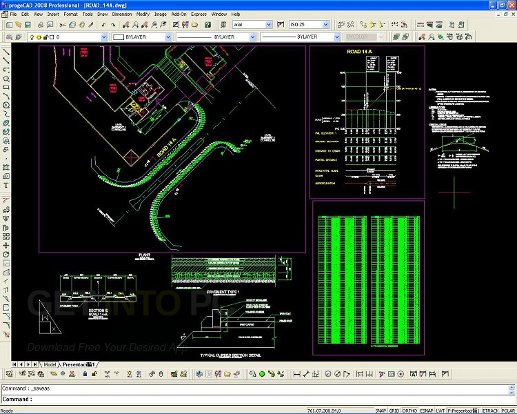 AutoCAD Land Desktop 2009 Latest Version Download