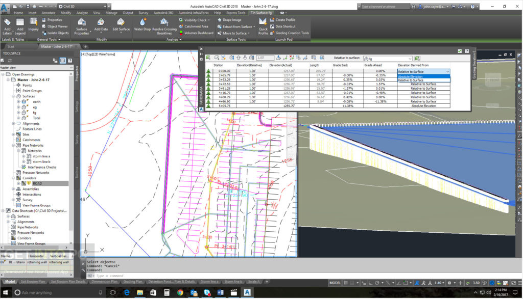 AutoCAD Map 3D 2018 Latest Version Download