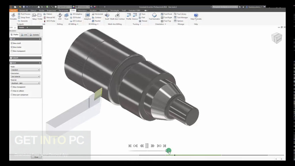 Autodesk Inventor HSM 2018 x64 Direct Link Download