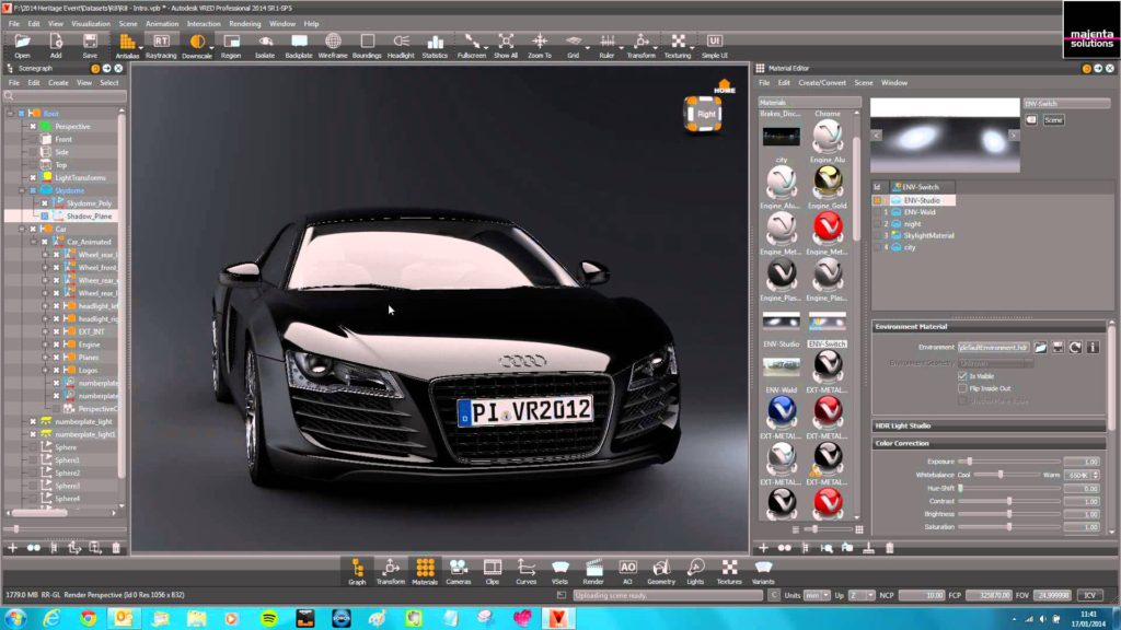 Autodesk VRED Design 2018 Download For Free