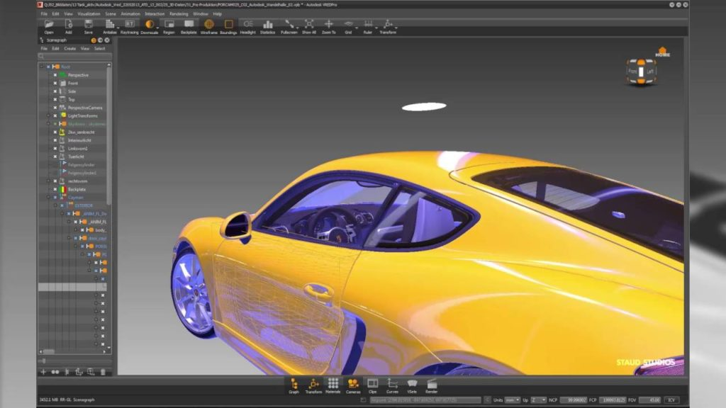 Autodesk VRED Presenter 2018 Direct Link Download